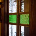 カラーガラスご使用の建具(窓)