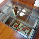 床用ガラス(居宅明かりとり)