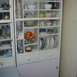 食器棚の引戸