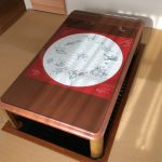 テーブルマットガラス 福岡県北九州市M様
