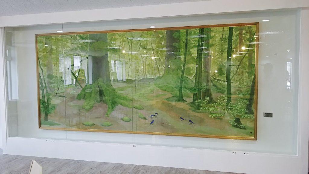 ガラス展示用ケース「ハーフェレ:テサACXプラス」
