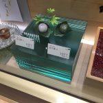 商品ディスプレイ用に積層タイプのガラスを使ったお客様(大阪市北区T様)