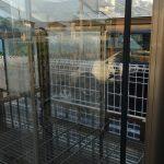 温室のガラス割れ変え 千葉県野田市T様