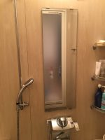 浴室のミラーを交換されたお客様(千葉県市川市A様)