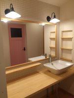 洗面台の鏡 神奈川県横浜市T様