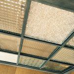 パターンガラスを多種類使ったデザイン性高いガラス窓枠にしたお客様(千葉県印西市A様)