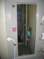 浴室の鏡を新しい鏡にご交換されたお客様(東京都板橋区T様)