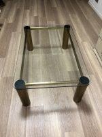 テーブルトップに強化フロートガラスを設置されたお客様(福岡県福岡市S様)